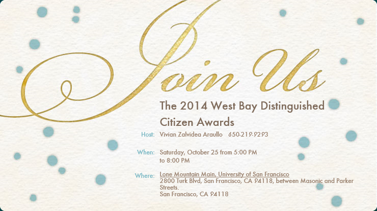Distinguished Citizens Awards