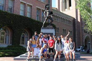 College Field Trips (University of Southern California)